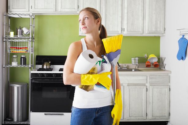 House-Using-Cleaning