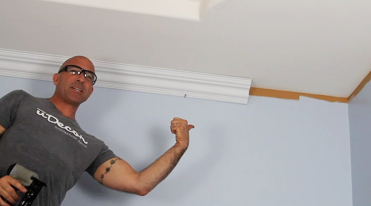 Get Started With Crown Molding Installation In Your Delray