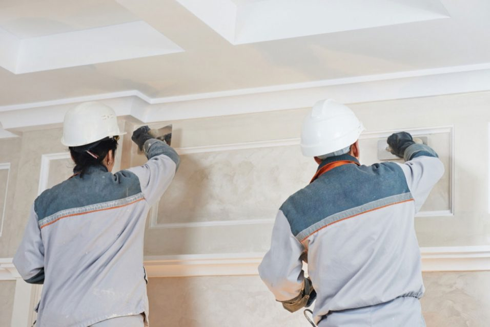 What Are the Benefits of Using Plaster On Ceilings?
