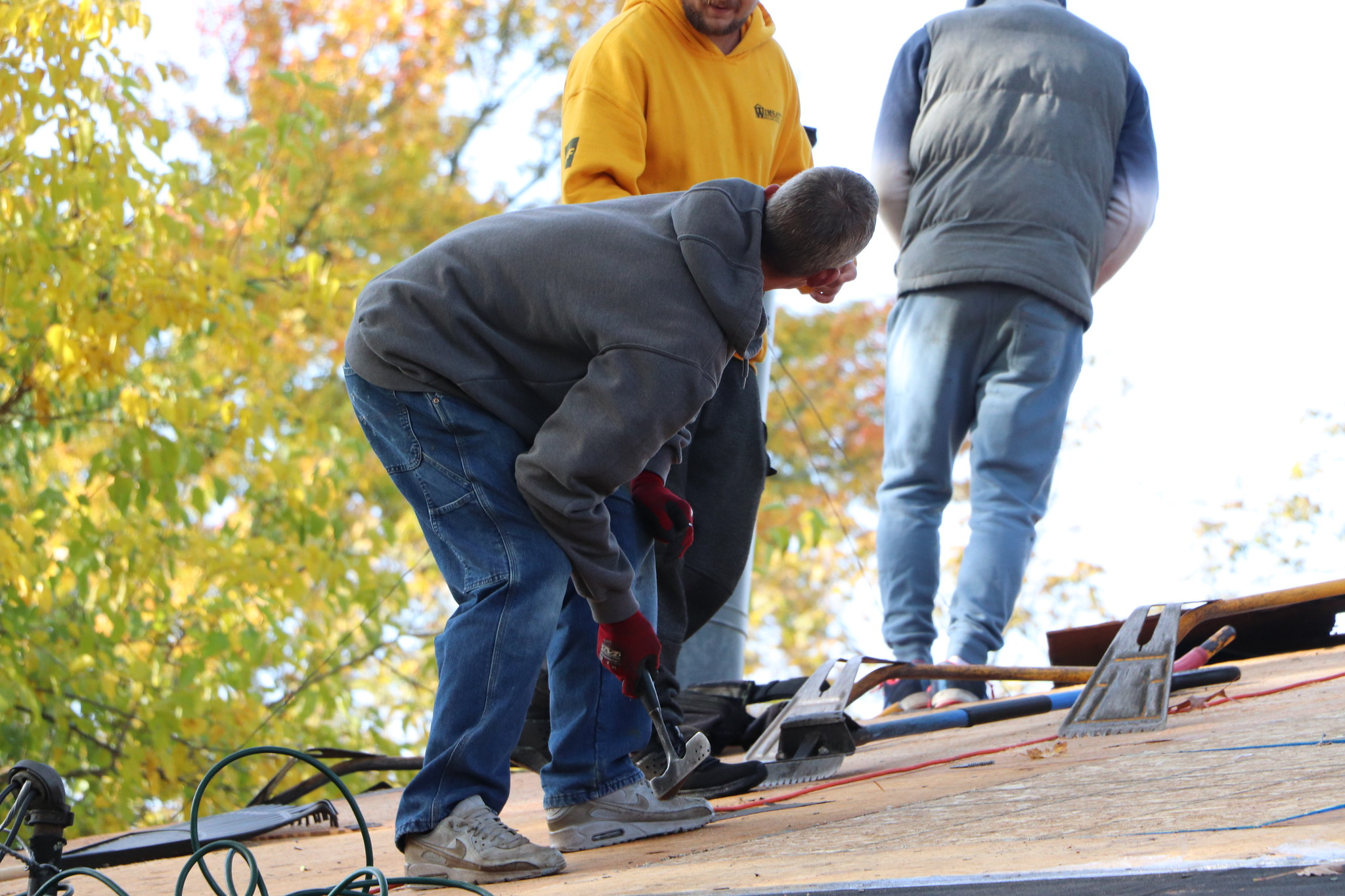 Roof Maintenance Is Necessary